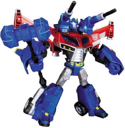 Nuevo Takara Tomy Transformers Animated TA-38 Ala Hoja Optimus Prime Figura F/S