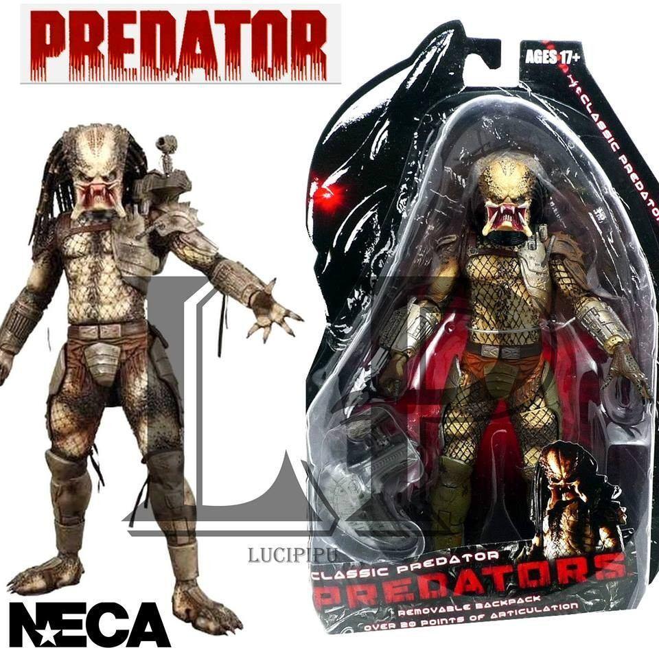 PREDATOR -CLASSIC -CLASSIC -CLASSIC predator WITHOUT MASK 7 7 8in  FIGURE predator 7,9  a6a0ae