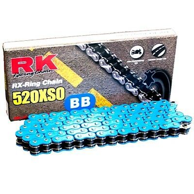 Rk X-Ring Chain Black Scale 530Gxw/116 Open Chain With