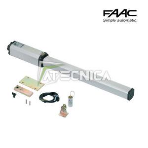 Motore cancelli battenti oleodinamico idraulico faac 402 for Motore cancello battente faac