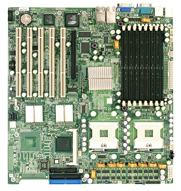 ***NEW*** SuperMicro X6DHE-XG2 Motherboard