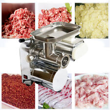 35mm Electric Meat Grinder Meat Cutting Machine Slicer Multi Function Tool