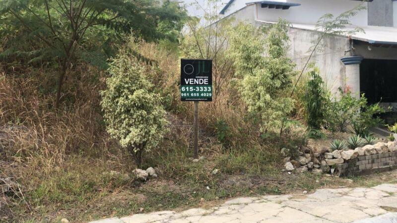Terreno en venta Condominio Residencial Las Fuentes