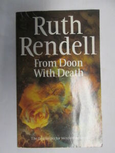 Good-From-Doon-with-Death-Ruth-Rendell-1979-01-01-Wear-marking-to-cover-Arr