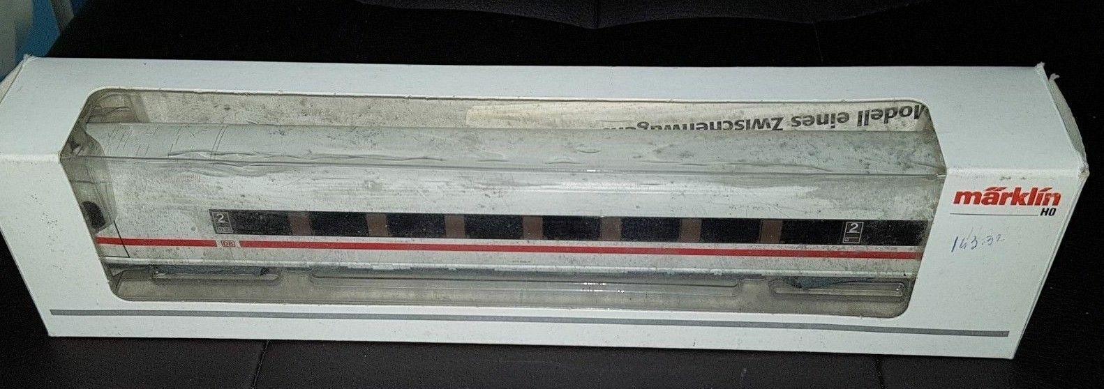 Märklin 43744 ICE 3 HO IN BOX ORIGINALE