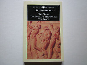 THE-WASPS-THE-POET-AND-THE-WOMEN-THE-FROGS-ARISTOPHANES-Unread-Condition