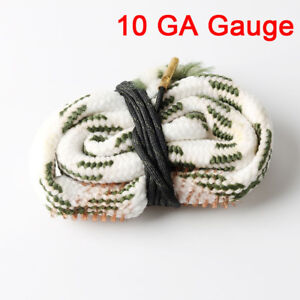 10-GA-Gauge-Caliber-Bore-Snake-Cleaning-Boresnake-Barrel-Brass-Cleaner