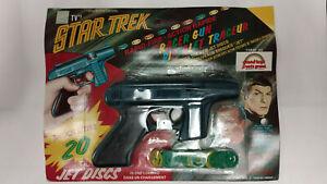 NBC TV's STAR TREK TRACER GUN - Factory sealed                      / Grand Toys
