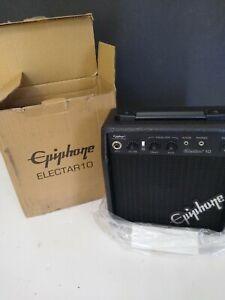 EPIPHONE ELECTAR10 AMP 22W 24DC