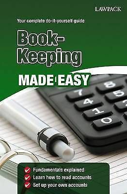 1 of 1 - Book-Keeping Made Easy, Hugh Williams, Roy Hedges | Paperback Book | Good | 9781