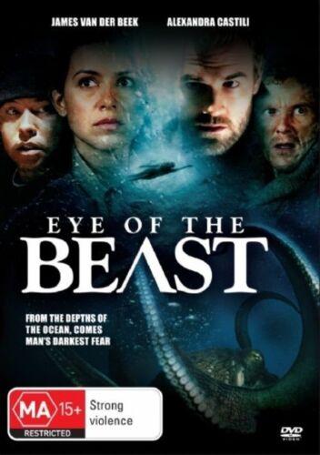 1 of 1 - Eye Of The Beast (DVD, 2008)**R4**New & Sealed*James Van Der Beek*