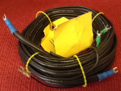 STABILIZED CABLE Type #380-25 FT DREXELBROOK NEW