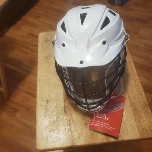 Cascade CPV-R Lacrosse Helmet White s//m