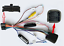 ISO-20Pin-Arnes-de-cableado-Conector-Con-Adaptador-de-camara-de-vision-trasera-para-auto-Stereo-DVD miniatura 8