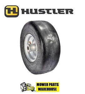 11x4.00-5 Hustler Pneumatic Wheel Assemblies for Raptor and Sport 605113 2