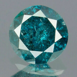 0-35-Carats-4-5x2-6mm-NATURAL-Sea-BLUE-DIAMOND-LOOSE-for-Setting-Round-with-CERT