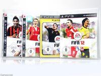 4 SPIELE - FIFA 09 + FIFA 10 - FIFA 11 - FIFA 12  °Playstation 3 Spiel° #053