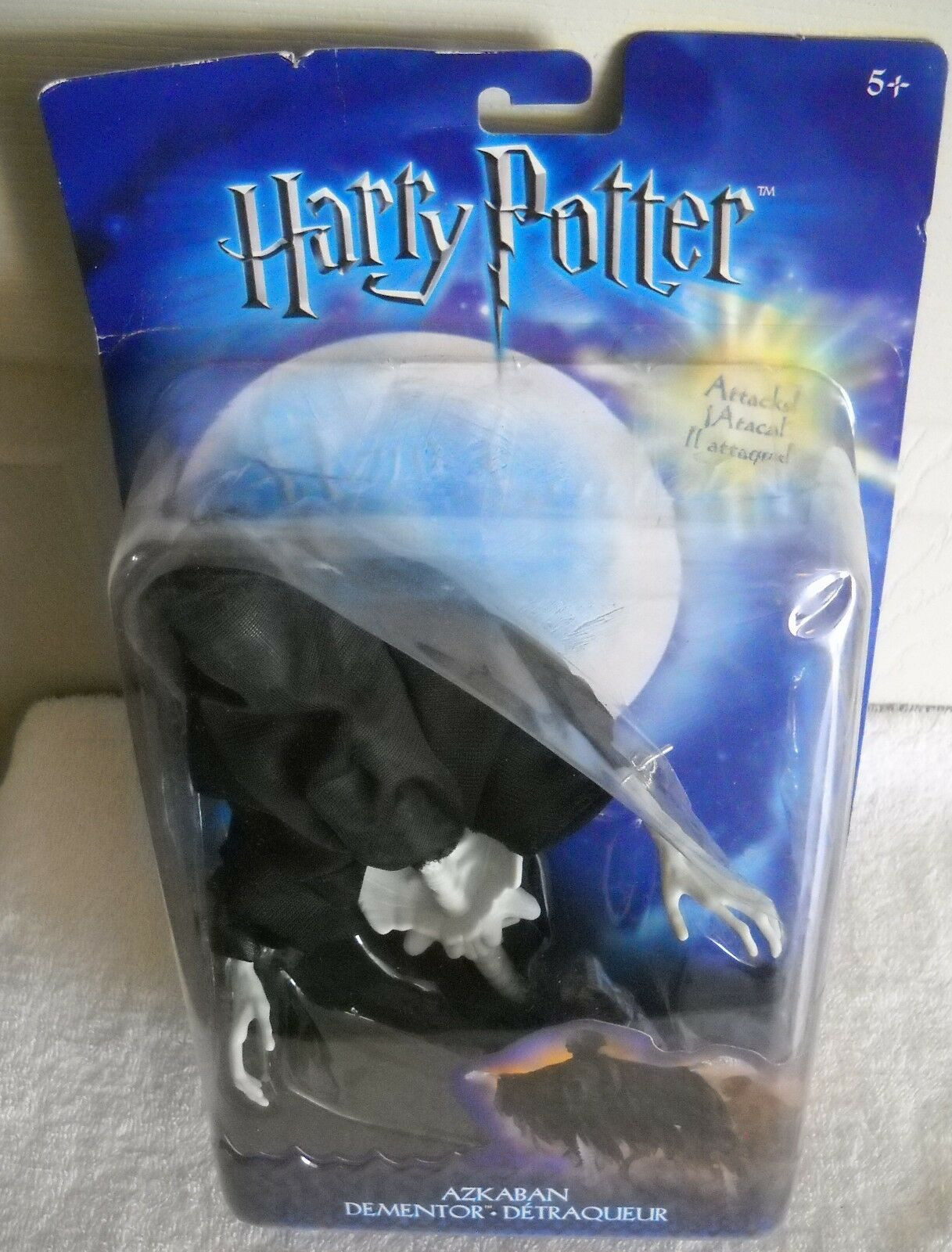 9190 NRFC Mattel Harry Potter Azkaban Dementor Figure