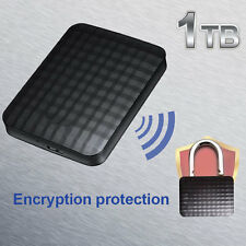 New M32 USB3.0 External 1TB Hard Drive Devices Portable Mobile Hard Disk UK