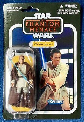 Star Wars Figures Selection of Episode 1 Collection 3 Vintage The Phantom Menace