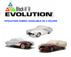 Covercraft Evolution All Weather Car Cover Color Choice 2014 2018