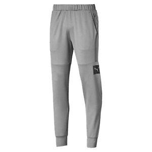 PUMA-Tec-Sports-Men-039-s-Sweatpants-Men-Knitted-Pants-Basics