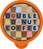 80-Count Double Donut Coffee K-Cups for Keurig - $.25 per Cup