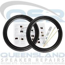 "12"" Cloth Surround Repair Kit to suit JBL Speakers 2202 E120 (SC E120)"