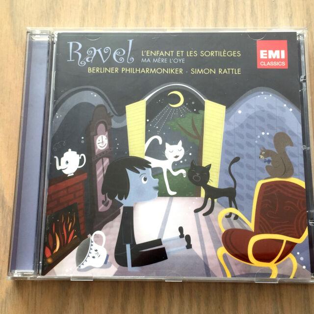 Ravel - L'Enfant Et Les Sortileges/Ma Mere L'oye (CD 2009) Sortilèges Mère