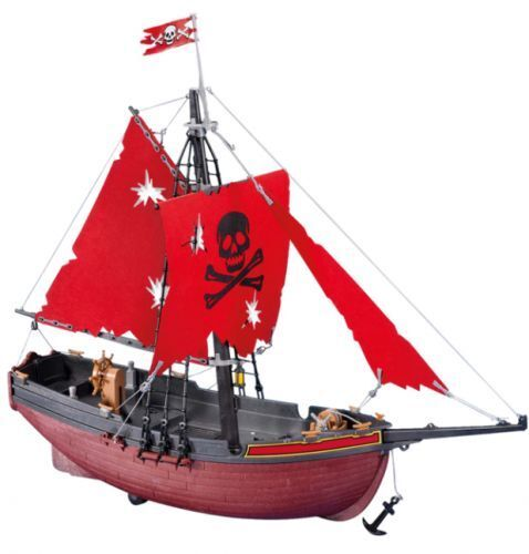 Playmobil Add On 7518 7518 7518 Red Corsair fbe876
