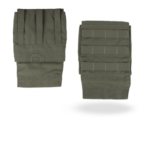 Crye Precision AVS 6  x 6  Side  Armor Plate Pouch Carrier Set of 2 Ranger Green  limit buy