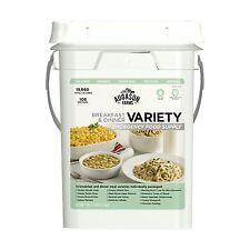 Augason Farms Emergency Food Supply Variety Pail NEW NEW NEW
