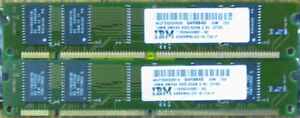 Apple Power Macintosh 4400 Memory 32 Mo (2x16) Ibm Edo Dimm 3.3 V 11n2645hbf-60-afficher Le Titre D'origine