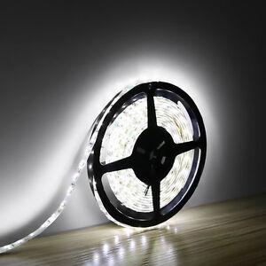 1-Roll-Super-Cool-White-5M-Waterproof-300LED-3528-Flexible-Led-Strip-Light-12V
