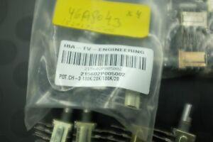 SHURE-SHR-46A8043-POT-CH-3-100K-20K-100K-20-NOS-NEW-RARE-VINTAGE