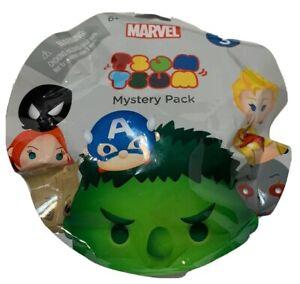 DISNEY-AVENGERS-Marvel-Tsum-Tsum-Mystery-Blind-Pack-Series-3-Stack-Packs-NEW