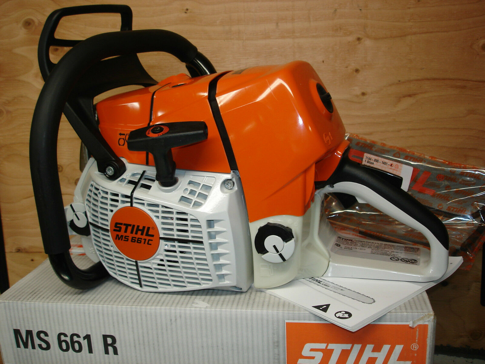 STIHL MS661 WRAP HANDLE HANDLEBAR + 36 STIHL ES LIGHT BAR & CHAIN MS660 066. Available Now for 1699.00