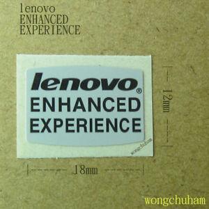 Lenovo Enhanced Experience Sticker 12mm x 18mm