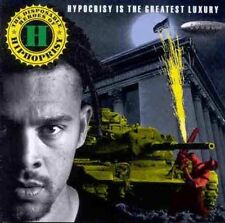 Hypocrisy Is the Greatest Luxury by The Disposable Heroes of Hiphoprisy (CD,...