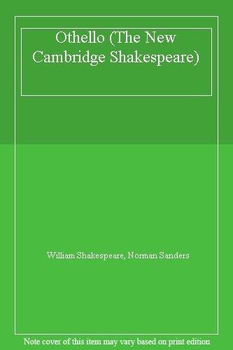 Othello (The New Cambridge Shakespeare) By William Shakespeare, .9780521294546