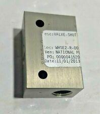 Quincy Shuttle Valve 129337025 National Pump Amp Compressor