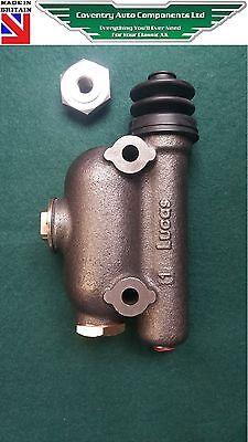 Jaguar XK120 & XK140 Maître-cylindre Frein, Simple Système (3120) (3120A) C3858