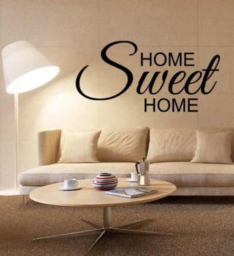 Home sweet home camionnette vélo tablette 1 bateau - CITE // Mur Art Vinyle // Autocollant voiture