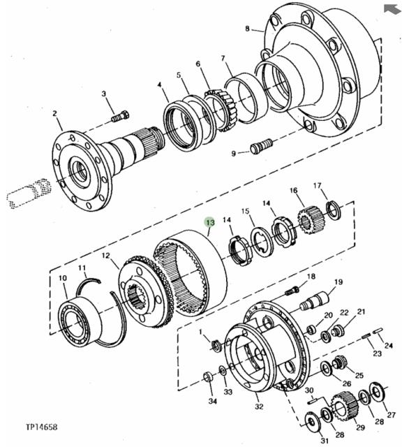 John Deere 510c