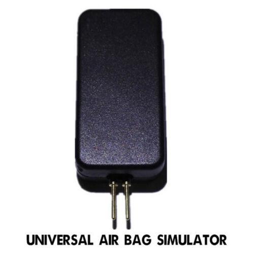 Simulateur d/'airbag pour auto diagnostic SRS système de réparation outilPO