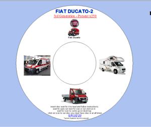 Fiat Ducato X250 Manual Service Repair Workshop Manual Information Data Ebay