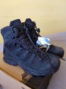 NEW Salomon Forces Quest 4D GTX Goretex waterproof tactical boots