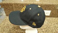 NEW ERA Black Orange SF San Francisco Trucker Baseball Hat  Cap Adjustable Wool