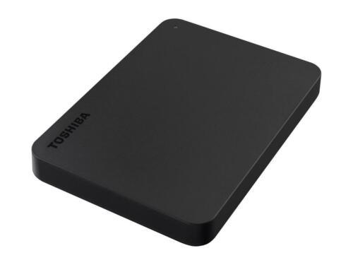 Toshiba Canvio Basics 1TB Portable External Hard Drive USB 3.0 Black HDTB410XK