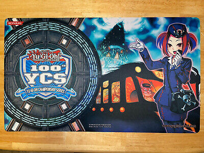 Yugioh Beat Cop from the Underworld Playmat /& Card Sleeve Set Death Police 2018